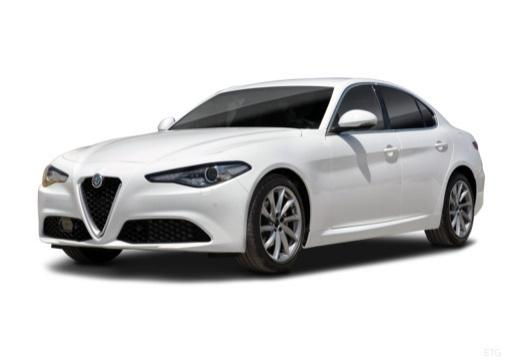 ALFA ROMEO Giulia 2.2 JTD 150 ch AT8 Super