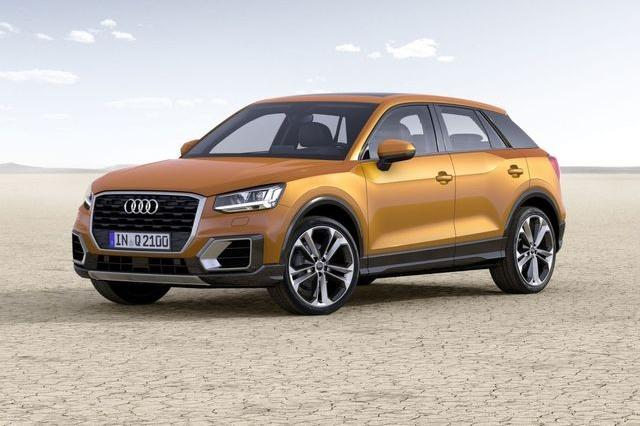 AUDI Q2 1.6 TDI 116 ch BVM6 Sport avec options