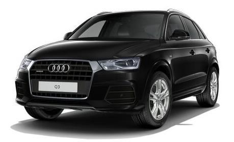 AUDI Q3 2.0 TDI Ultra 150 ch Ambiente avec options