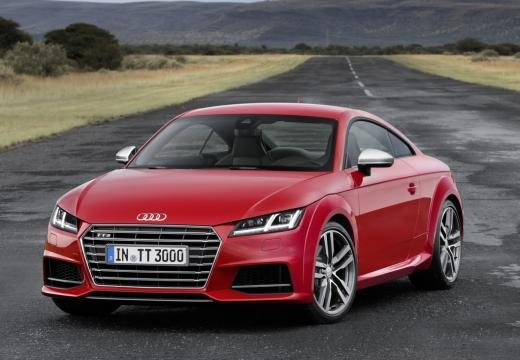 AUDI TT Coupé 2.0 TDI Ultra 184 avec options