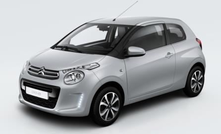 CITROEN C1 VTi 68 Feel ETG