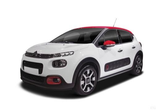 CITROEN C3 Nouvelle PureTech 110 S&S Shine avec options
