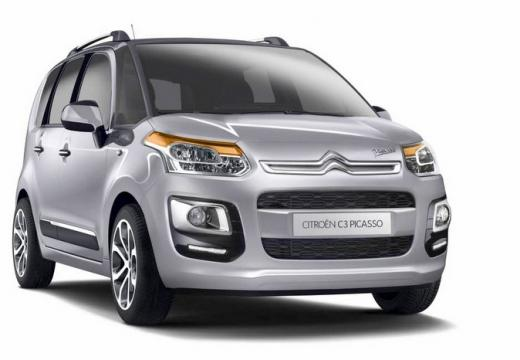 CITROEN C3 Picasso BlueHDi 100 Exclusive avec options