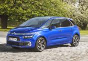 CITROEN C4 Picasso BlueHDi 120 S&S Intensive Gris Shark + Roue de secours avec options