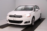 CITROEN C4 e-HDi 115 Airdream Collection Blanc Banquise avec options