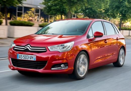CITROEN C4 BlueHDi 120 S&S Shine EAT avec options