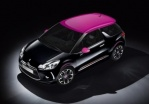 CITROEN DS3 VTi 82 PureTech Dark Rose
