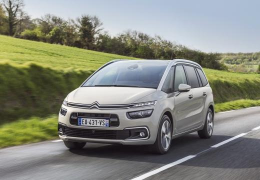 CITROEN Grand C4 Picasso Nouveau BlueHDi 120 S&S Live avec options