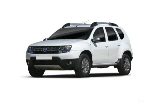 DACIA Duster TCe 125 4x4 Lauréate Edition avec options