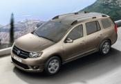 DACIA Logan MCV 1.2 16V 75 Ambiance E6 avec options