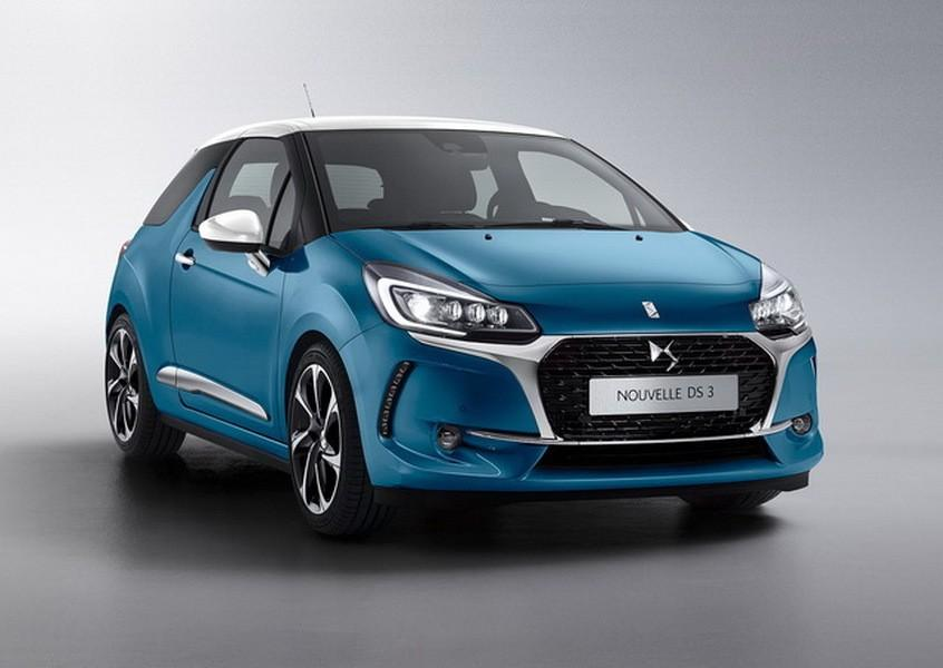 DS DS3 PureTech 110 S&S EAT6 Sport Chic avec options