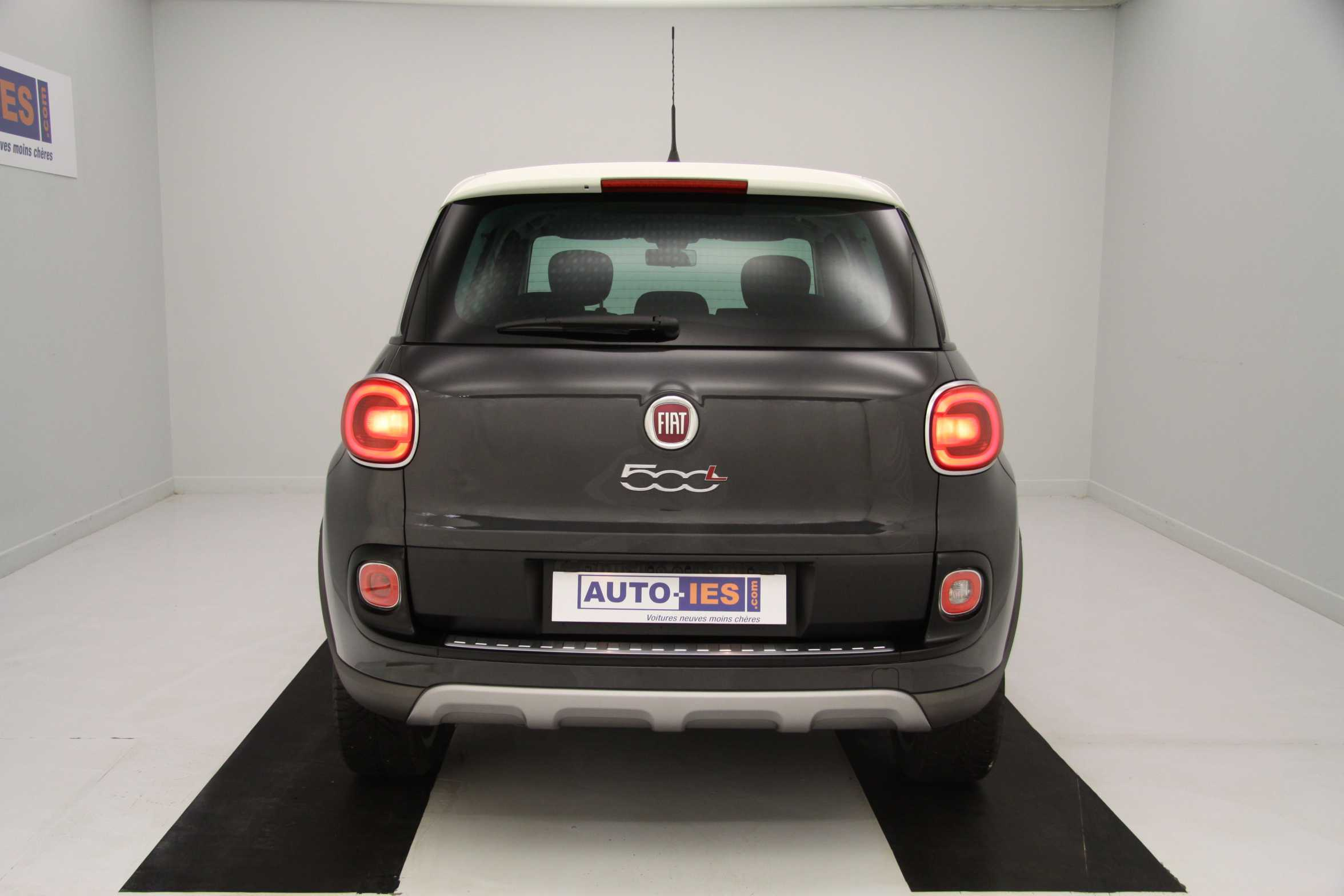 fiat 500 l 1 6 multijet 16v 105 ch s s trekking beige moda gris gelato blanc avec options 17. Black Bedroom Furniture Sets. Home Design Ideas