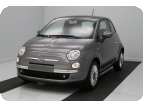 FIAT 500 1.2 8V 69 ch Lounge Electroclash Grey sur�quip�e avec 1.050� d'options