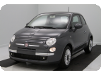 FIAT 500 1.2 8V 69 ch Lounge Tech House Grey sur�quip�e avec 1.050� d'options