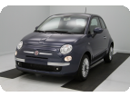 FIAT 500 1.2 8V 69 ch Lounge Boogie Blue sur�quip�e avec 1.050� d'options