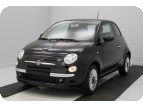 FIAT 500 1.2 8V 69 ch Lounge Crossover Black sur�quip�e avec 1.050� d'options