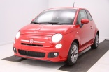 FIAT 500 1.2 8V 69 ch S Rouge Pasodoble avec options