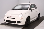 FIAT 500 1.2 8V 69 ch S Bossa Nova White avec options