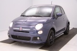 FIAT 500 1.2 8V 69 ch S Boogie Blue avec options