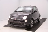 FIAT 500 0.9 105 ch TwinAir S&S S Crossover Black avec options
