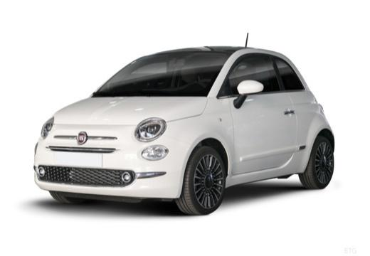 FIAT 500 1.2 69 ch Riva Eco Pack
