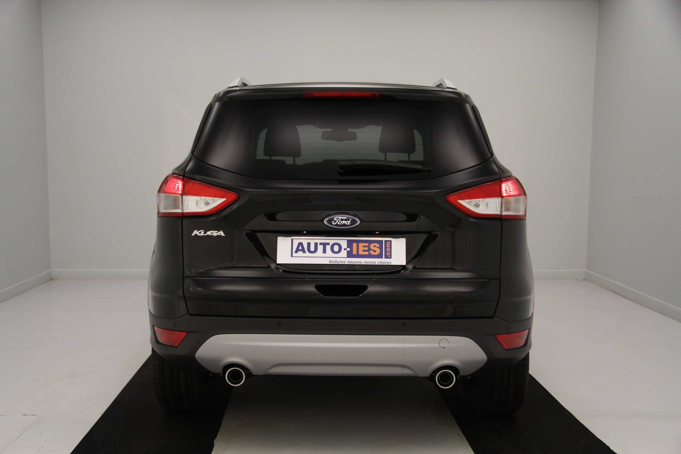 ford kuga 2 0 tdci 140 fap 4x2 titanium noir scala avec options 25 118. Black Bedroom Furniture Sets. Home Design Ideas