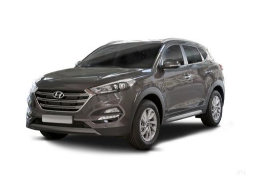 HYUNDAI Tucson 1.7 CRDi 141 2WD Executive DCT-7 avec options