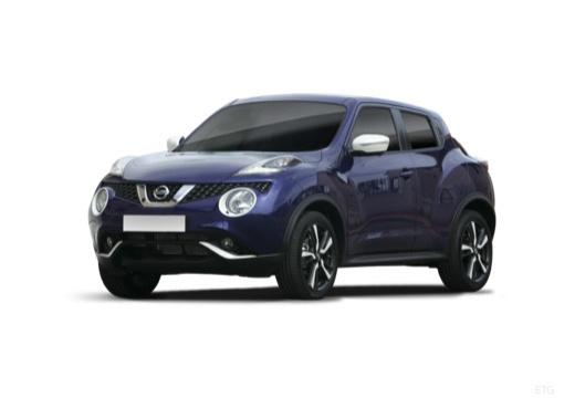 NISSAN Juke 1.6e 117 Acenta Xtronic A avec options