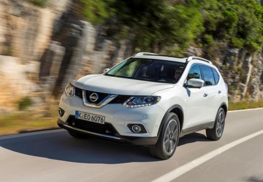NISSAN X-Trail 1.6 dCi 130 Euro 6 5pl N-Connecta Xtronic A avec options