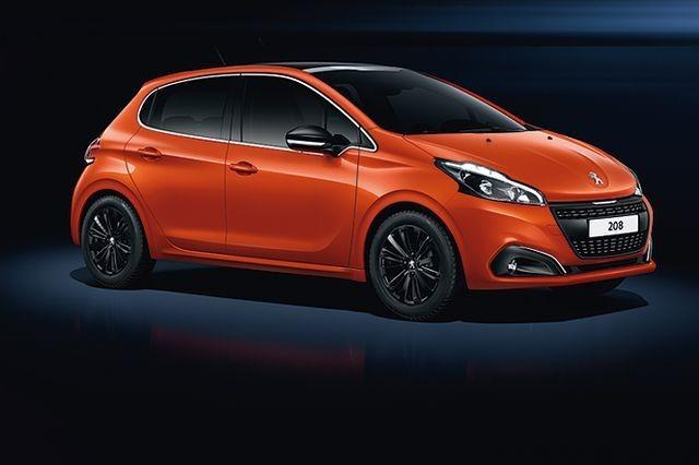 PEUGEOT 208 1.2 PureTech 110ch S&S EAT6 Allure 5 portes avec options
