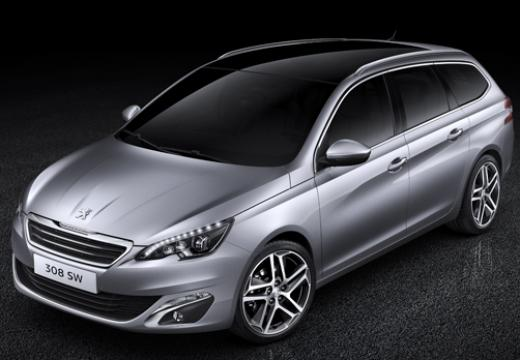 PEUGEOT 308 SW 1.6 BlueHDi 120ch BVM6 GT Line avec options