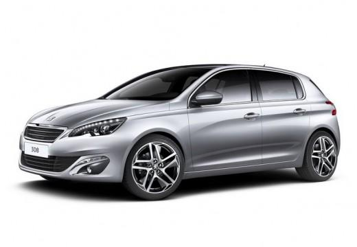 PEUGEOT 308 1.6 BlueHDi 100ch S&S BVM5 Active avec options