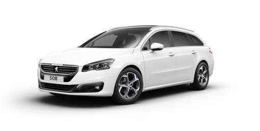 PEUGEOT 508 SW 1.6 THP 165ch S&S EAT6 Allure A avec options