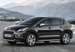 PEUGEOT Nouvelle 3008 1.6 HDi 115ch FAP BVM6 Active Gris Shark avec options