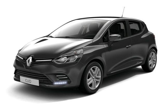 RENAULT Clio IV Nouvelle dCi 90 Energy Intens EDC avec options