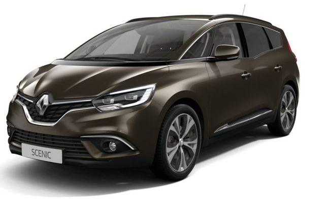 RENAULT Grand Scénic Nouveau dCi 130 Energy Zen 7 places avec options