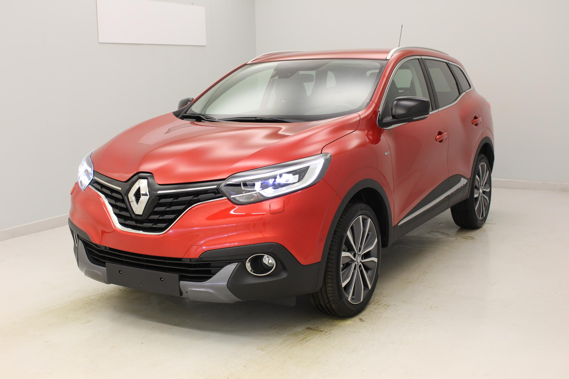 RENAULT Kadjar dCi 110 Energy eco² Intens Rouge Flamme + Pack Cuir avec options