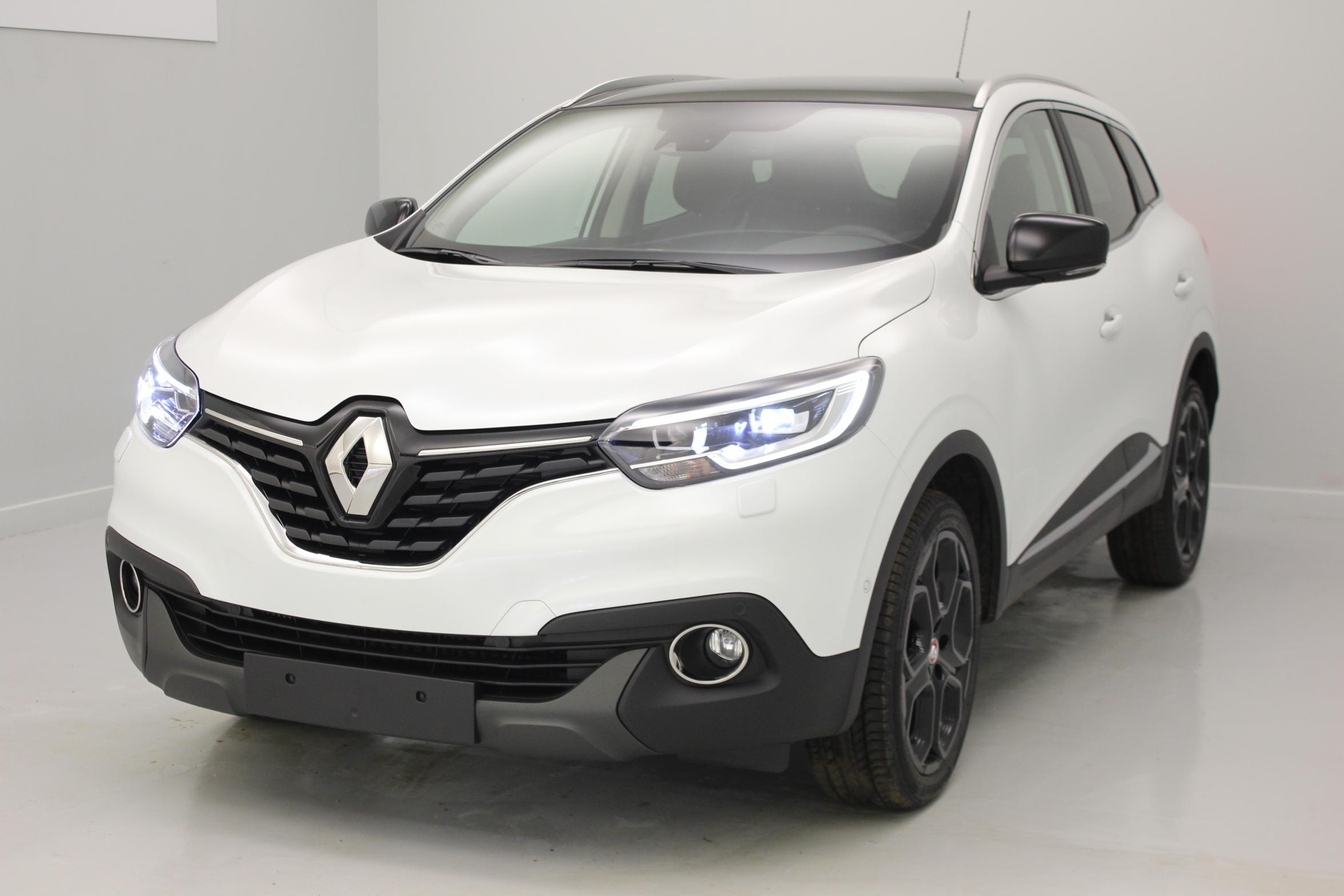 renault kadjar tce 130 energy intens edc blanc nacr. Black Bedroom Furniture Sets. Home Design Ideas