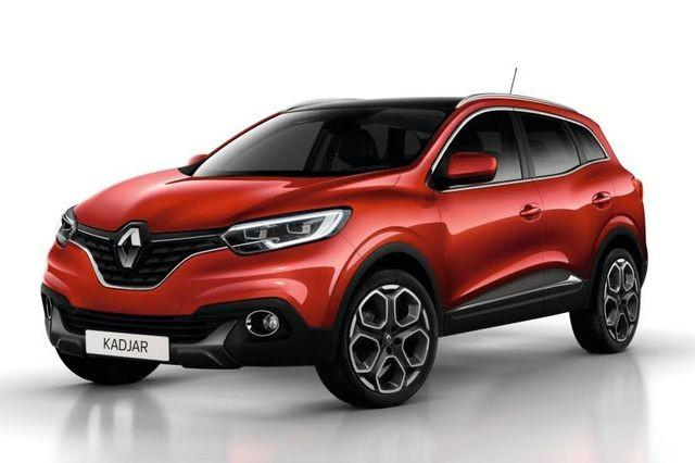RENAULT Kadjar dCi 110 eco² Energy Zen avec options