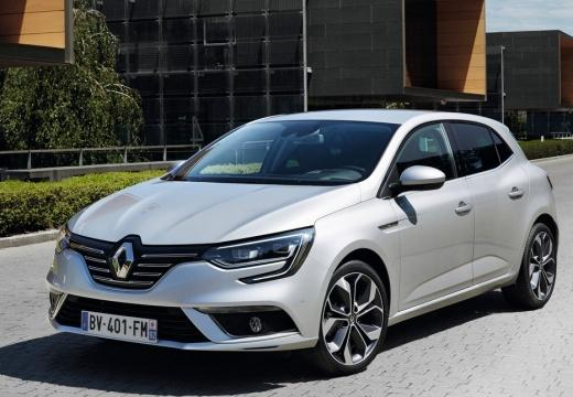 RENAULT Nouvelle Mégane IV Berline TCE 130 Energy Intens avec options