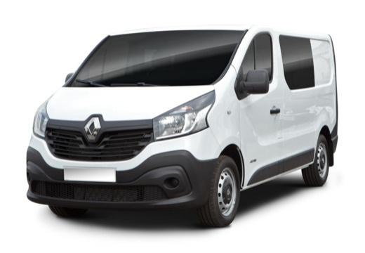 RENAULT Trafic Combi L1 dCi 95 Energy Zen avec options