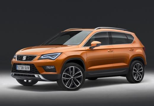 SEAT Ateca 1.0 TSI 115 ch Start/Stop Reference