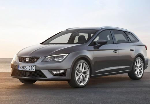 SEAT Leon ST 1.6 TDI 110 Start/Stop Connect DSG7