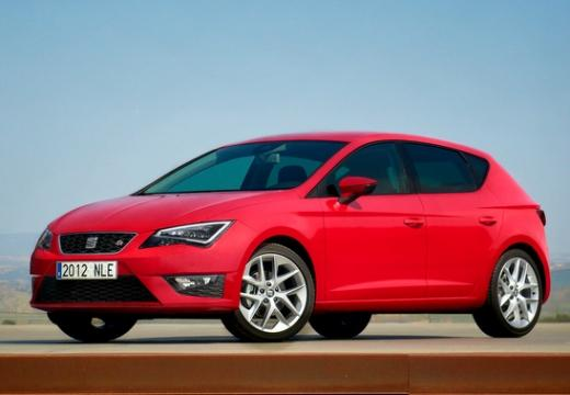 SEAT Leon 1.2 TSI 110 Start/Stop Connect DSG7
