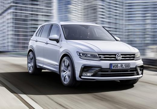 VOLKSWAGEN Nouveau Tiguan 2.0 TDI 150 BlueMotion Technology Confortline 4Motion avec options