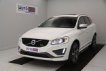 VOLVO XC60 D5 AWD 215 ch R-Design Geartronic A Blanc Glace avec options
