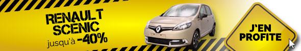 Destockage Renault Sc�nic