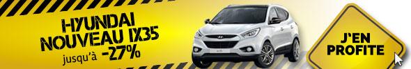 Destockage Hyundai IX35