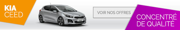Kia Ceed moins ch�re