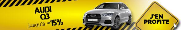 Destockage Audi Q3